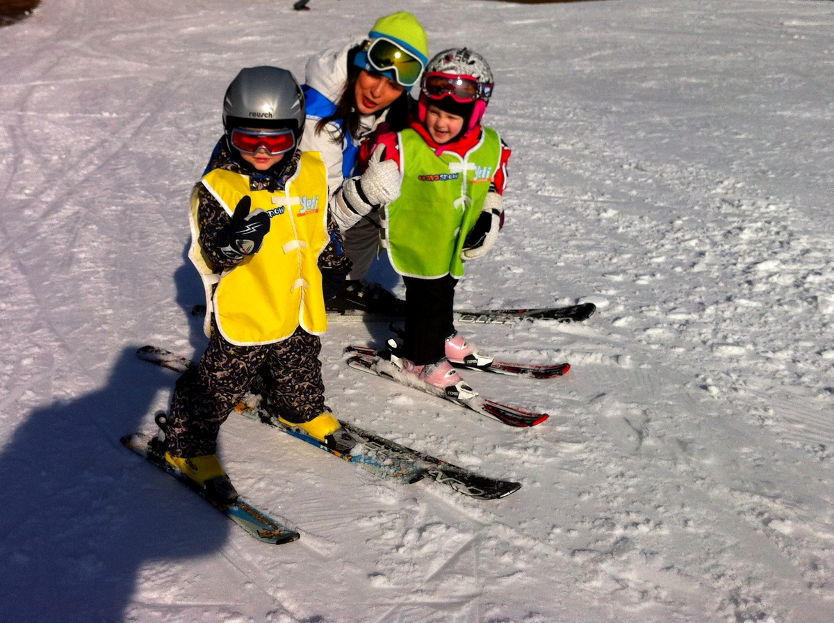 Lyžiarská škola - Orava Snow  9fafd5377ad
